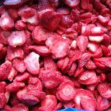 Nouvelle saison d'un grade de Fruits surgelés IQF fraise de coupe