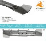 Alta calidad de sustitución de la cuchilla cortadora de césped de Bosch/Zcd-Bosch-M001