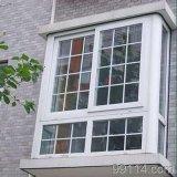 Tipo economico finestra della conca 80 di scivolamento di UPVC