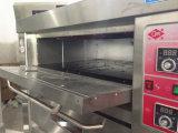 Oven van de Bakkerij van het brood/van de Cake/van het Koekje 1 Laag 2 de Elektrische Oven van Pannen in de Apparatuur van het Baksel