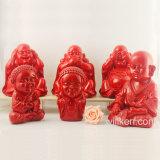 装飾の宗教の樹脂の赤ん坊の仏のホーム彫像