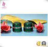 Crema de porcelana estética contenedor de envases de cuidado de piel