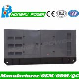 Alimentación de reserva de 352kw diesel de 440 kVA con panel Smartgen Generartor ATS