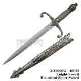 Punhais históricos do punhal europeu do cavaleiro