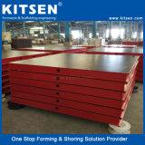 アルミニウム構築の型枠のプレキャストコンクリートの平板
