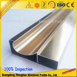 中国の製造者の6063t5によって陽極酸化されるアルミニウム放出の台所プロフィール