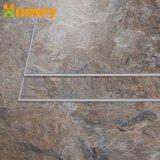 Vierge 100 % verrouillage matériel imité bois revêtement de sol en vinyle PVC