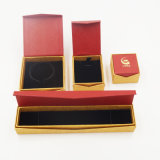 Caixa de empacotamento personalizada da jóia de papel a mais barata (J28-E)