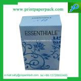 La impresión de embalajes de cartón de papel Kraft Caja de regalo