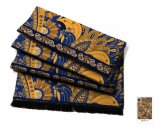Écharpe en soie personnalisée magnifique