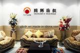 Tongxiangのカーテンのための最も新しいファブリックデザイン
