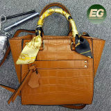 Le crocodile célèbre de sacs de Madame emballage de marque met en sac le sac d'épaule de femme Emg5257