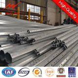 Q345 3mm Stärke runder Stahlpole für 33kv Netzverteilung