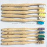 Зубоврачебная чистка оборудует Bamboo зубную щетку