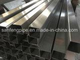 Gefäß-Quadrat-Stahlrohr der 0.5mm Wandstärke-Astma369 quadratisches