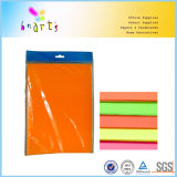 Papel de copia fluorescente
