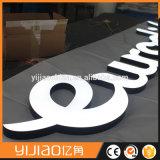 La Chine fait sur mesure des mots de canal LED en usine