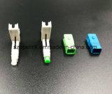 Conector Rápido para a rede de televisão por cabo de fibra óptica&LAN
