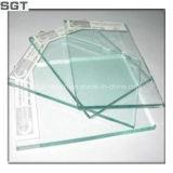 vidro Tempered desobstruído/matizado de 2-12mm de flutuador para o edifício