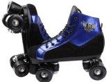 chaussures à quatre roues de patin de rouleau pour des adultes