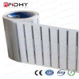 外国H4ライブラリー管理プログラム860-960MHz受動RFIDのラベルUHFの札