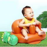 Gosses gonflables d'enfant d'enfant en bas âge d'enfants de bébé de PVC alimentant la présidence de divan
