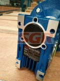Reductor del engranaje de gusano de la serie de la combinación de Nmrv, motores de Gearbo, caja de engranajes