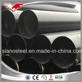 ASTM A572 GR. Senhora Tubulação do preto da tubulação de aço de 50 ERW para a tubulação estrutural/tubulação de água