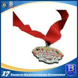 Medaglia su ordinazione di onore del premio dei mestieri del metallo per attività annuale