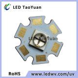 Alto potere LED UV 395nm 10W (Φ 20mm)