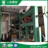 ベルトの真空フィルターは高力ギプスの粉の生産に適用した