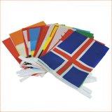 Heiße Zeichenkette-Markierungsfahnen-Flaggen des Verkaufs-14*21cm