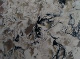 Marmeren Ader LF-C004/de Plak van het Kwarts voor Keuken/Badkamers/Muur/Vloer