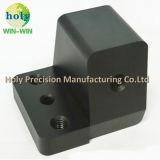 CNC van de Delen van de druk het Malen Machinaal bewerkte Blok van het Aluminium van de Verwarmer 3D