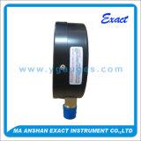 calibro d'acciaio nero di 100mm con l'incastronatura interna bianca