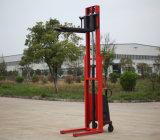 Hot Sale 1.5ton (hauteur de levage : 3,5 mètre) Semi Empileur électrique avec la CE a approuvé