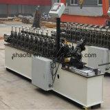 Rodillo caliente del techo de la mampostería seca de la venta de la fuente de la fábrica que forma la cadena de producción de máquina