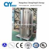 液体酸素または窒素または天燃ガスまたは二酸化炭素1-5m3の記憶の低温学タンク