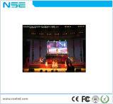 Farbenreiche Miete P4 LED-Innenbildschirmanzeige für das Bekanntmachen