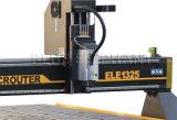 Maquinaria de Woodworking Ele1325 com o router do CNC para a porta de gabinete de madeira da cozinha