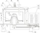 PS 600 Hogere Lossing centrifugeren