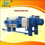 Filtropressa di trattamento di acqua di scarico di tintura e di stampa