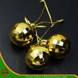 高品質のクリスマスによって分類されるプラスチックハングの球(HANS-86#-69)