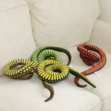 Curto Brinquedo Snake simulada de pelúcia