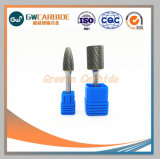 CNC van het wolfram de Bramen van het Carbide/de Roterende Hulpmiddelen van Bramen