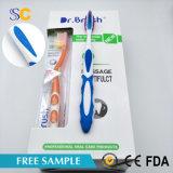 熱い販売の専門の柔らかい大人の歯柔らかいPPの歯ブラシ