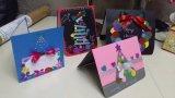 クリスマスの挨拶の紙カードの天恵の感謝祭の独創性愛カード