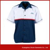 صنع وفقا لطلب الزّبون قصيرة كم [4س] متجر عامل قميص ([س30])