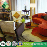 Sofà del tessuto e mobilia di vendita superiore delle presidenze di cuoio in Guangdong