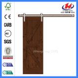 Porte en bois Pocket intérieure amorcée par aulne